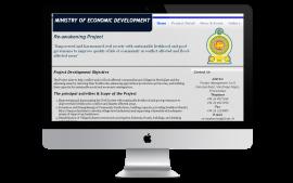 web-design-development-company-sri-lanka-portfolio-ministry-of-economic-development